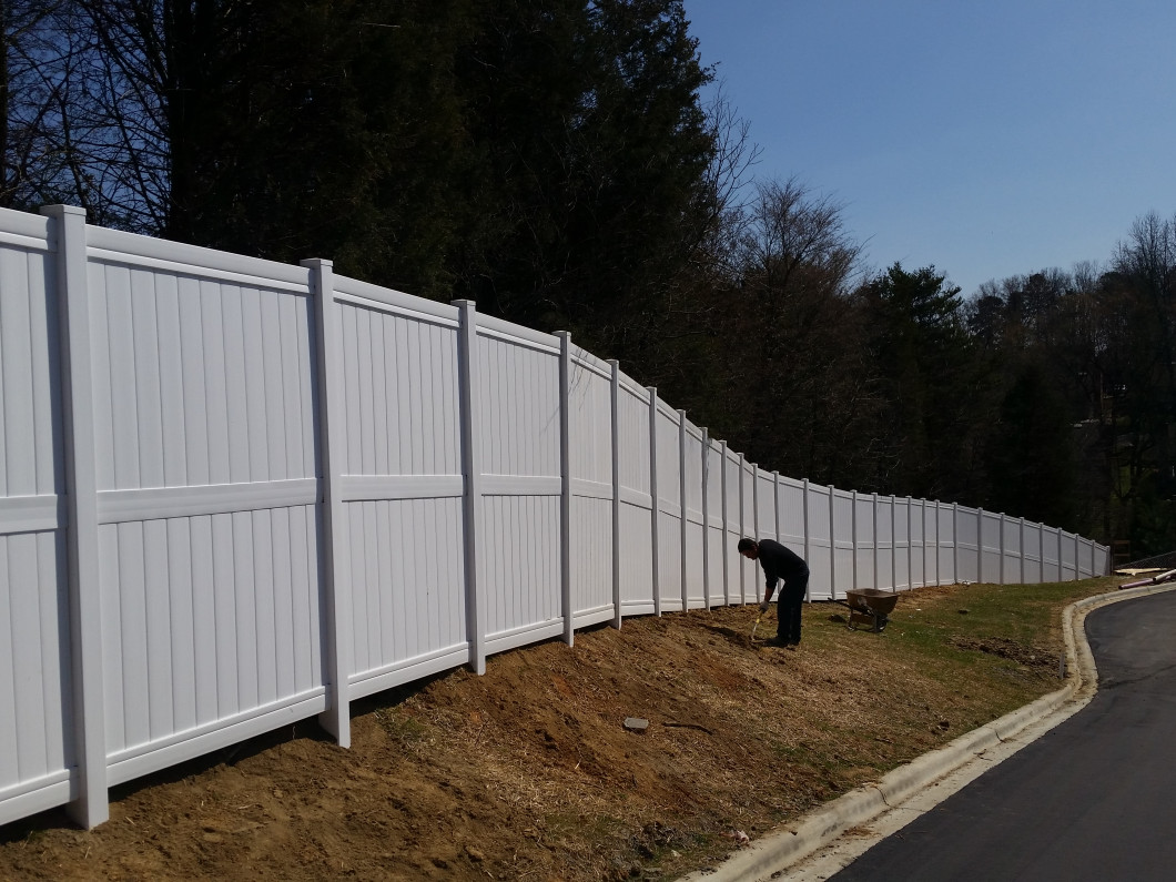 A Simple Fencing Installation Solution